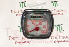 Lambretta LD speedometer square