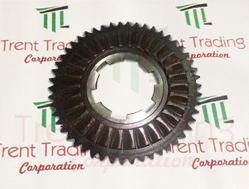 LAMBRETTA FIRST GEAR COG 50 TEETH SIL